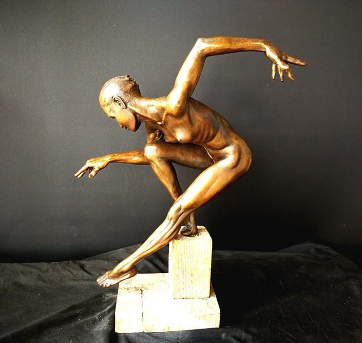 'Balance' by artist Michael Long